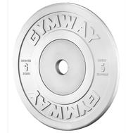 Диск обрезиненный для соревнований д-50 мм GYM WAY WPR-5k, фото 1