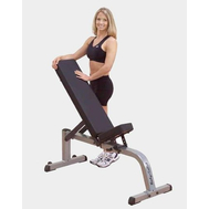Регулируемая скамья на свободных весах - BODY SOLID GFI-21, фото 1