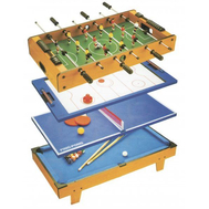 Многофункциональный игровой стол 4 в 1, фото 1