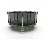 Батут EVO JUMP EXTERNAL 16FT GREEN, фото 1
