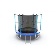 Батут EVO JUMP INTERNAL 8FT BLUE, фото 1