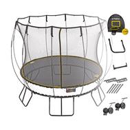 Батут SPRINGFREE R79SHAW с лестницей, корзиной для мяча, фиксаторами и колесиками, фото 1
