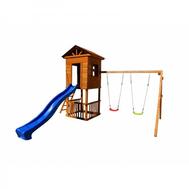 Детская площадка МОЖГА СПОРТИВНЫЙ ГОРОДОК ИЗБУШКА, фото 1