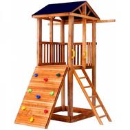 Детская площадка МОЖГА СПОРТИВНЫЙ ГОРОДОК 3 КРЫША ТЕНТ, фото 1