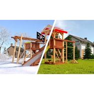 Детская игровая площадка САВУШКА 4 СЕЗОНА-8, фото 1
