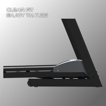 Беговая дорожка CLEAR FIT ENJOY TM 7.35 HRC, фото 8