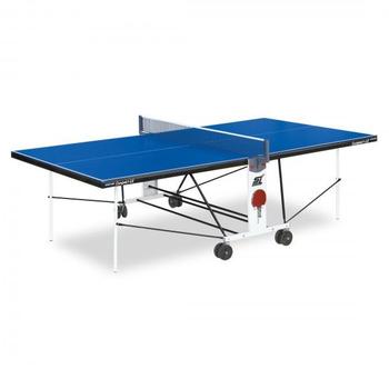 Теннисный стол для помещений START LINE COMPACT LX С СЕТКОЙ, фото 1