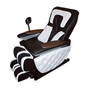 Массажное кресло TAKASIMA VENERDI FUTURO - Королевская зебра, фото 3