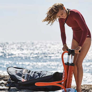 Доска для серфинга надувная Red Paddle 2018/2019 8'10 Whip RSS, фото 5
